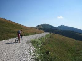 Escursione MTB