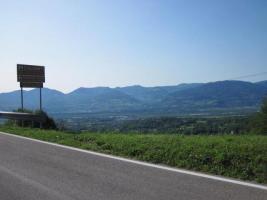 Panorama sulla Val Belluna