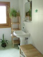 Il bagno, ad uso esclusivo