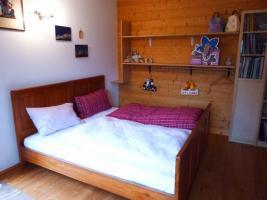 La camera preparata per una coppia